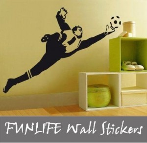 -funlife-1pc-drop-ship-sports-Football-goal-Keeper-Boy-room-vinyl-Wall-decals-52x76cm
